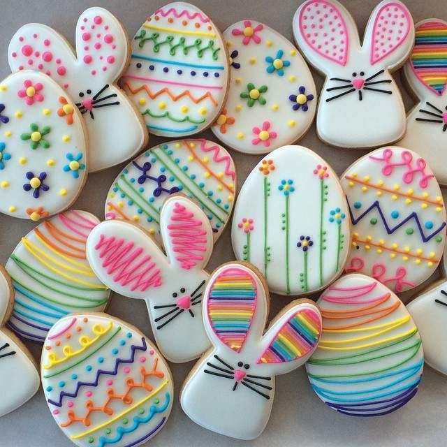 40+ Easter Cookies Ideas which are so cute & gorgeous that you'd want to try it right now